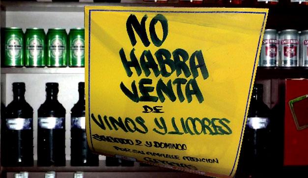Cabildo aprobaría reducción de Ley Seca en Veracruz-Boca del Río
