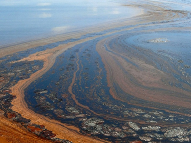 Empresa destruyó pruebas del derrame en el Golfo de México