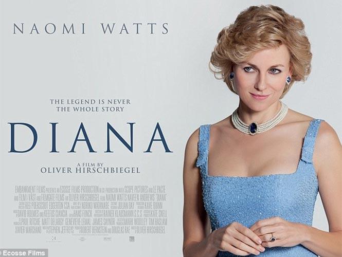 Naomi Watts 'revive' a Lady Di