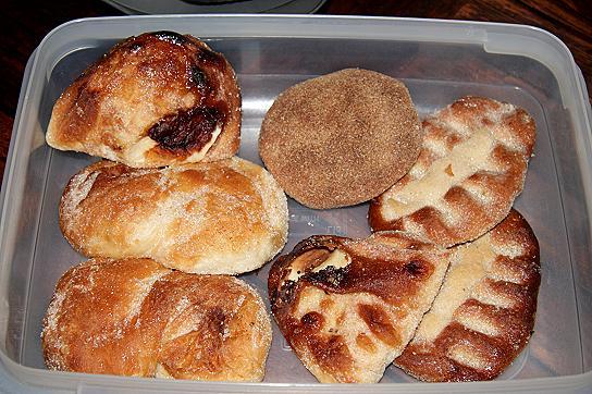 """Todavía existen panaderías tradicionales que elaboran el pan artesanal, como por ejemplo """"Los brujos"""" en Xico"""