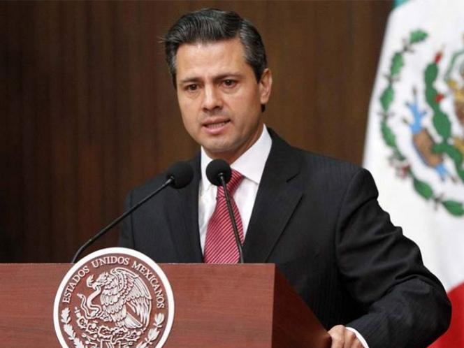 Enrique Peña Nieto no suspenderá funciones por cirugía