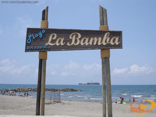 Inspeccionan playa La Bamba