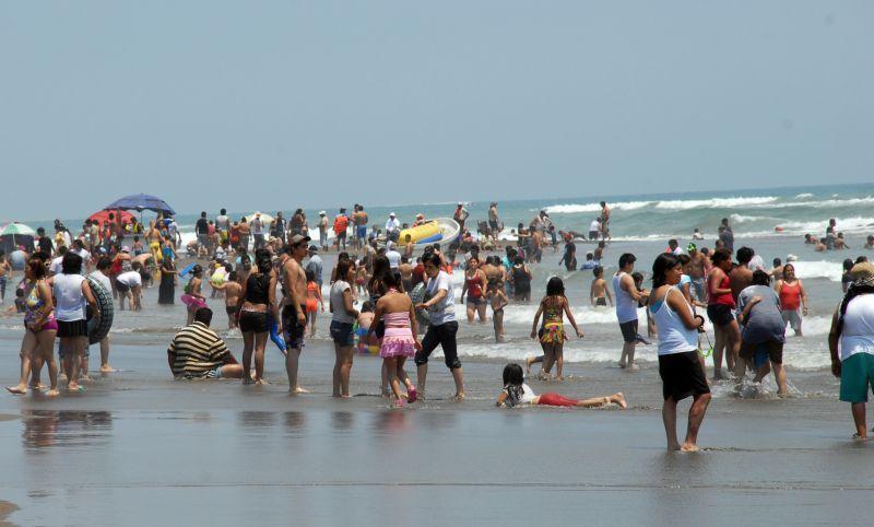 Antes de Semana Santa se tendrá resultados de la calidad de agua de las playas del destino Veracruz