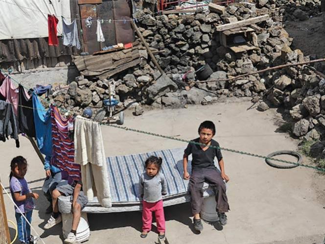 Amnistía Internacional: Pobreza en México puede ser escalofriante