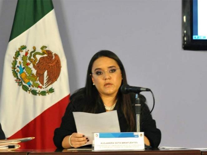 La SEP no reconoce a Alejandra Sota como titulada