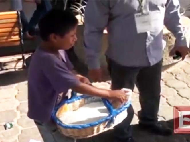 Beca, ayuda médica y psicológica le darán a niño humillado en Tabasco
