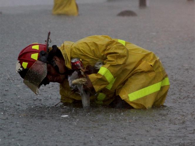 Tormenta en Morelia deja un muerto e inundaciones en 21 colonias