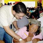 Izará pronto Nuevo León bandera blanca en analfabetismo