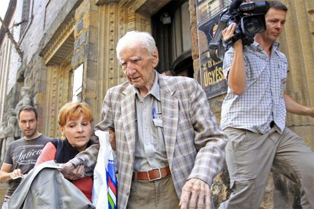 Fallece el criminal de guerra nazi más buscado del mundo