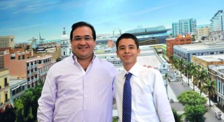 Reconoce Javier Duarte talento de los jóvenes veracruzanos