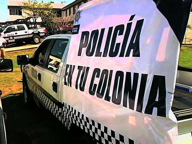 Refuerza SSP vigilancia en colonias populares