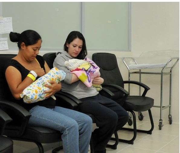 Continúa en Veracruz la Semana Mundial de la Lactancia Materna