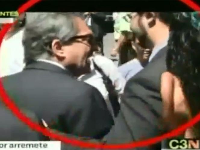 VIDEO: Gobernador de Aguascalientes 'exhibe' a funcionario