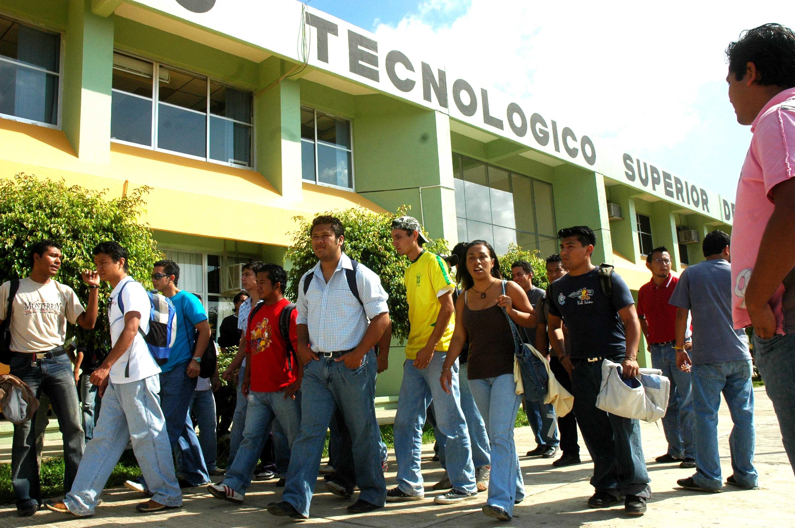 A partir de hoy se exime el pago del Impuesto Adicional para el Fomento de la Educación a estudiantes de tecnológicos