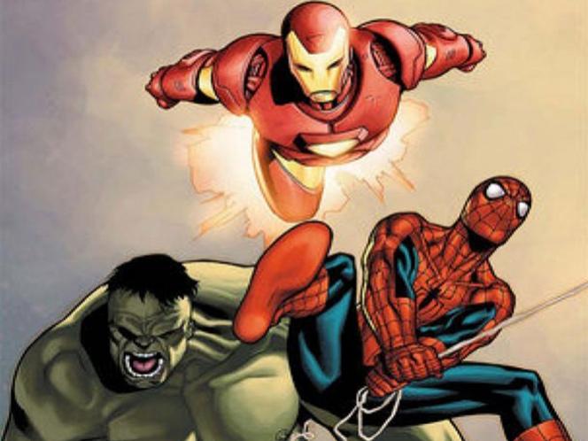 Marvel retiene a sus héroes