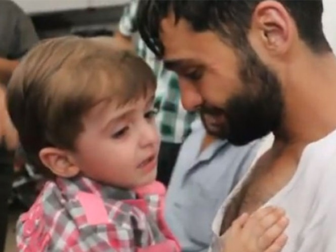 Rusia asegura que niños serán usados en ataque químico en Siria