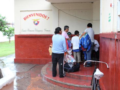 Apoyos para la zona norte de Veracruz