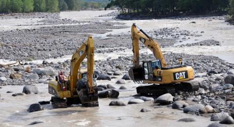 Ordena Javier Duarte todo el apoyo para restablecer infraestructura en la región de Misantla
