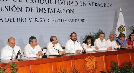 Veracruz es y seguirá siendo una economía fuerte y generadora de empleo: Javier Duarte