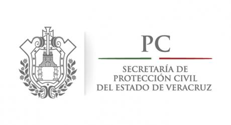 Atiende PC afectaciones menores en algunos municipios del norte y centro de Veracruz