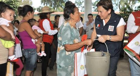 Atiende Gobierno del Estado a población afectada por fuertes lluvias