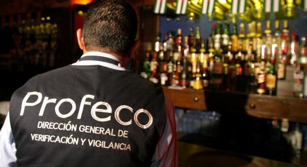 Inicia Profeco operativos en bares, restaurantes y hoteles por JCC
