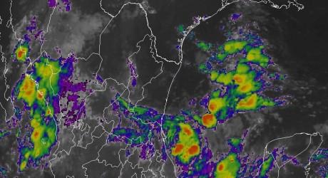 Se prevén lluvias fuertes a intensas durante la semana en el estado