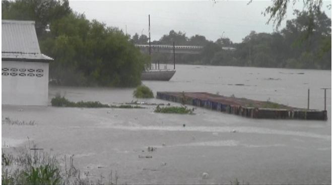 Vigila SPC niveles de ríos, el Tuxpan alcanza su escala crítica