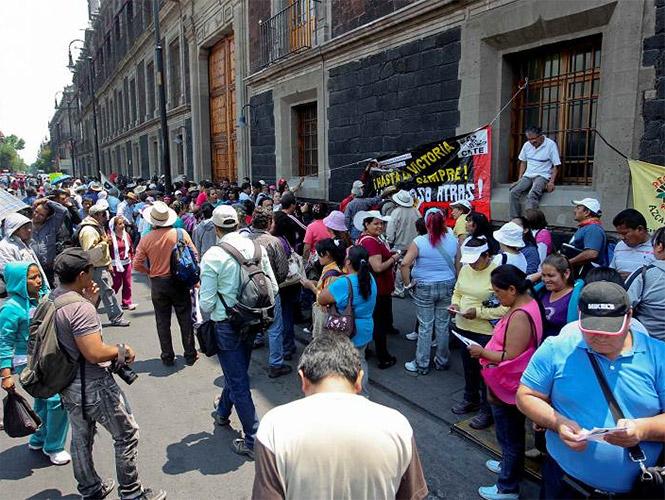 En la CNTE reiteran el llamado a huelga