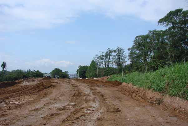 Lluvias provocan deslaves en Coatepec