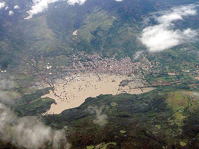 Llueve sobre mojado; lluvia no suelta a Guerrero