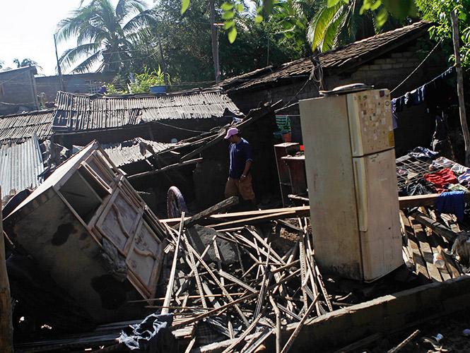 Infonavit dispone de fondo y seguro para reparar casas dañadas por ciclones