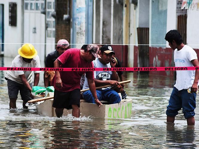 Amplían presupuesto para empleo en zonas afectadas por lluvias