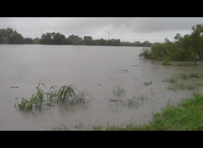 """Deja """"Ingrid"""" 23 comunidades incomunicadas en El Higo; Ejército activa Plan DN-III"""