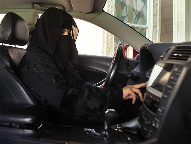 Bob Marley vs. la prohibición de conducir a mujeres saudíes