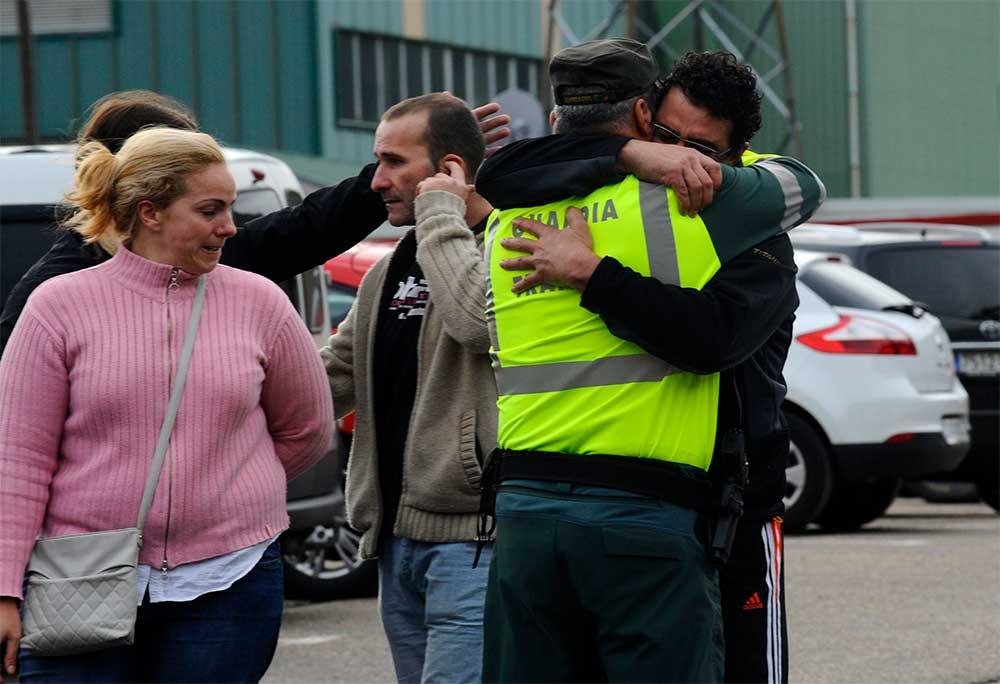 Al menos 6 muertos por fuga de gas en mina de España