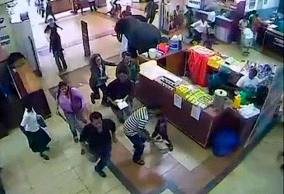 Revelan video del ataque a centro comercial en Kenia