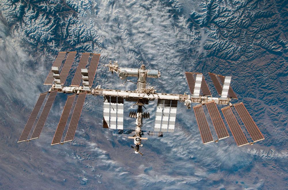 Ofrecerán banquete japonés en la Estación Espacial Internacional