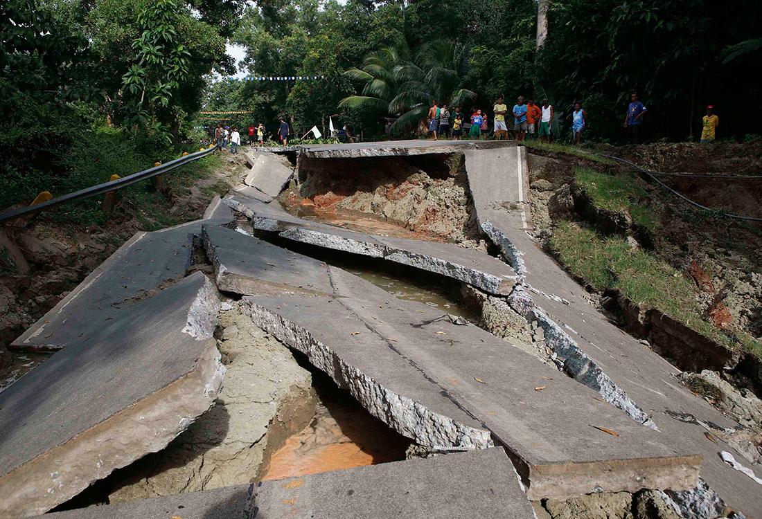 Muertos por terremoto en Filipinas asciende a 156