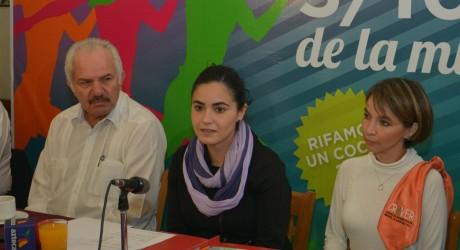 Invita DIF Estatal a la Tercera Carrera de la Mujer