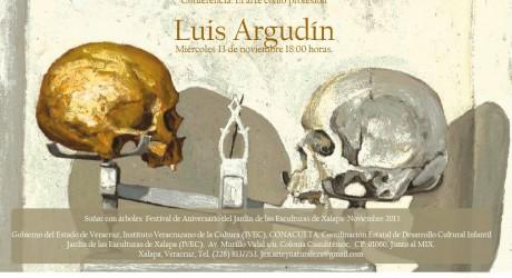 Martes de conferencias culturales en el Ágora de la Ciudad y el Jardín de las Esculturas