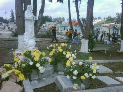 Abandonadas, casi la mitad de las tumbas en el panteón Jardín de Veracruz