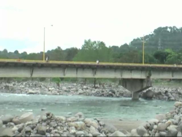 Rehabilita SIOP Puente San Rafael en Misantla