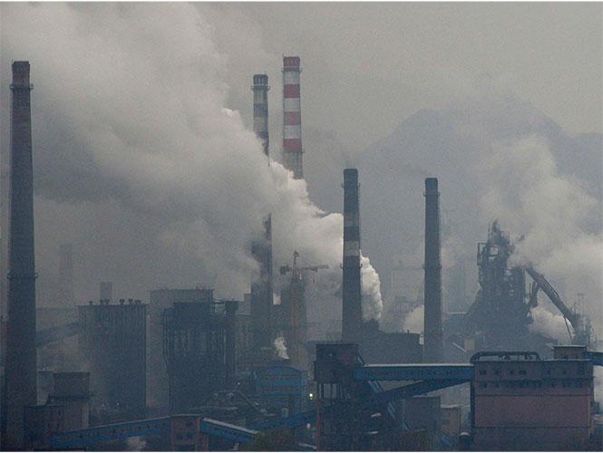 Implementa China plan de contingencia por fuerte contaminación