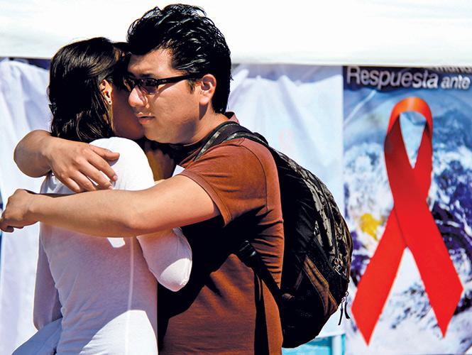 El VIH se anida entre los jóvenes: OMS