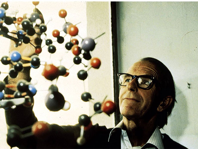 Fallece el científico Frederick Sanger, dos veces Nobel de Química