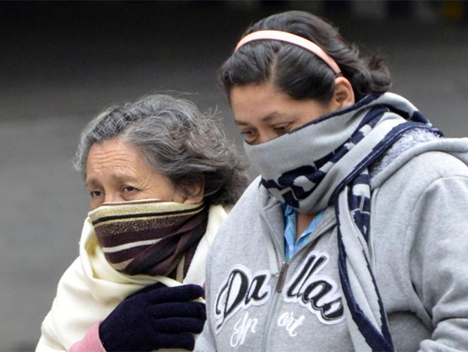 Pronostican heladas en zonas serranas de Veracruz