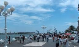 Garantizan seguridad en el bulevar costero de Veracruz