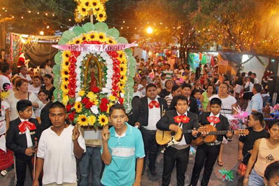Más de medio millón de peregrinos llegarán a la Basílica menor de Xalapa