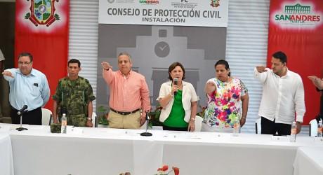 Solicita PC a alcaldes del sur actualizar reglamentos por sismos